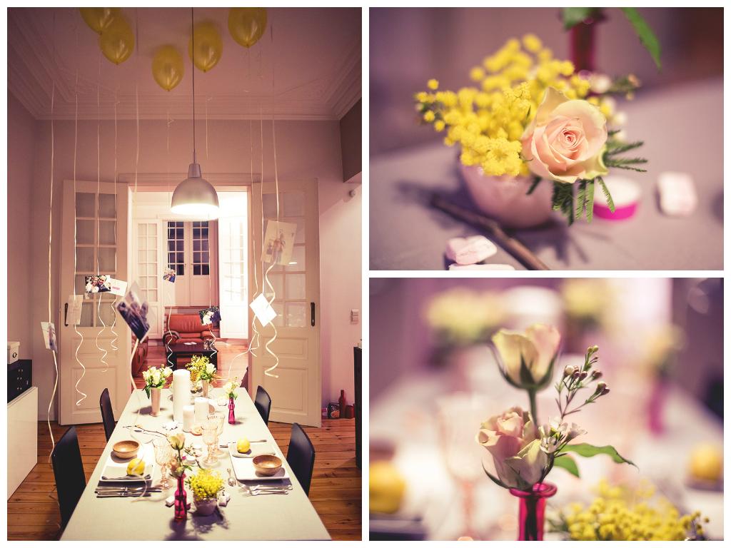 Shooting d inspiration d une jolie table d amoureux en - Table amoureux ...